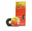 [b]Scotch™ Super 33+[/b]  Высококачественная лента для профессионального применения. Подходит для  монтажа при низких температур
